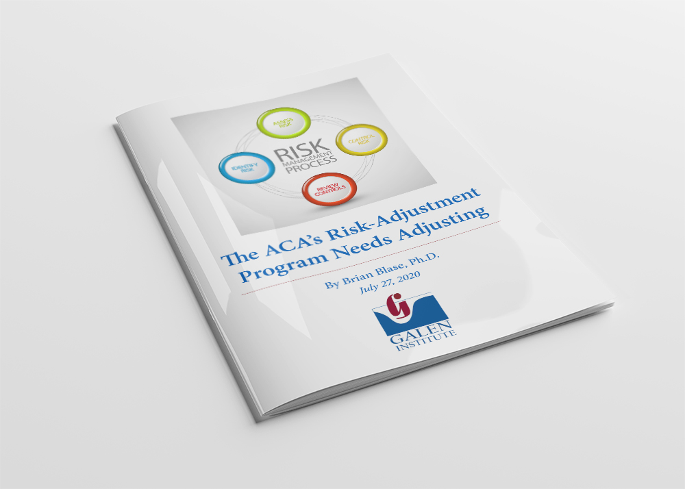 The ACA's Risk-Adjustment Program Needs Adjusting -  Click to view the pdf