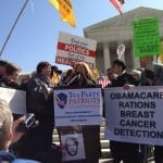Galen's Grace-Marie Turner at the Tea Party Patriots news conference