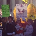SCOTUS protesters