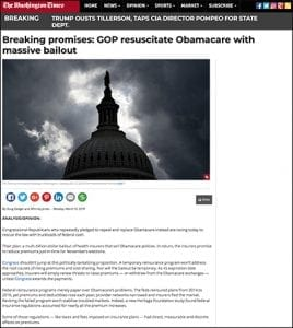Link to Washington Times